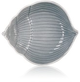 Fitz & Floyd Cape Coral Collection Gray Shell Bowl