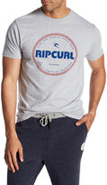 Rip Curl Short Sleeve Graphic Print Tee