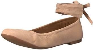 BC Footwear Women's Have A Heart Ballet Flat