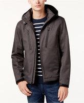 MICHAEL Michael Kors Men's Hooded Softshell Jacket