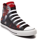 Converse Harley Quinn fashion Sneaker athletic walking shoes unisex (8men-10women)