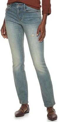 Apt. 9 Women's High-Rise Straight Jeans