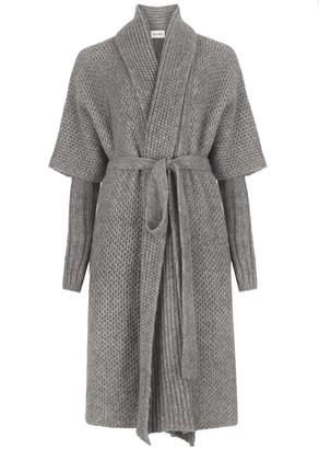 Salanida Tesoro Coat - Grey