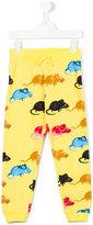 Mini Rodini Mr Mouse sweat pants