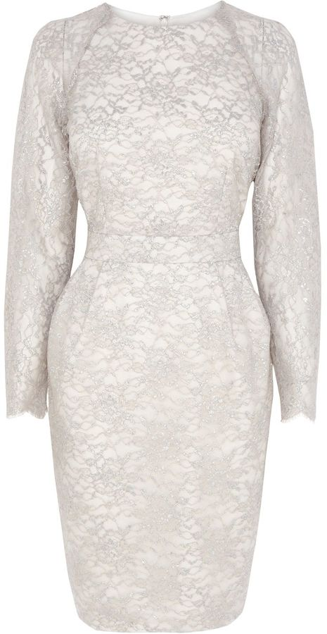 Coast Lulu Lace Dress