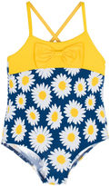 Asstd National Brand Wippette 1-pc. Daisy Swimsuit - Toddler Girls 2t-5t