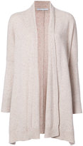 Rosetta Getty cashmere waterfall cardigan