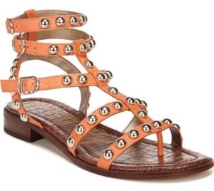 Sam Edelman Women's Eavan Strappy Gladiator Sandals Women's Shoes