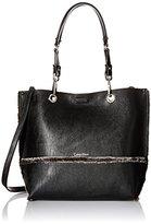 Calvin Klein Reversible Shearling Tote Bag