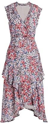 Parker Atlanta Floral Dress