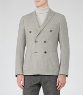 Reiss Carlo Double-Breasted Blazer