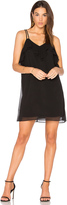 BCBGeneration Ruffled Mini Dress