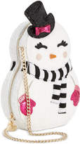 Betsey Johnson Snowgal Mini Crossbody
