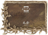 """prinz 4"""" x 6"""" Gold-Tone Accented Frame"""