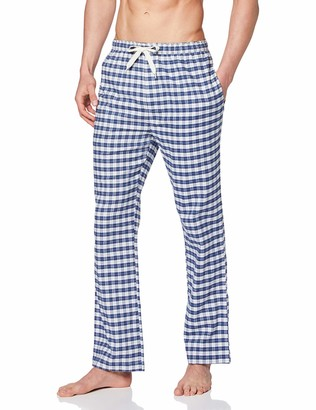Gant Men's Pj Pants Flannel Pyjama Bottoms
