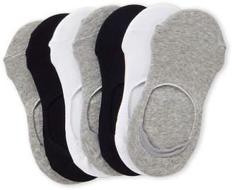 Me Moi Memoi 7-Pack High Cut Liner Socks