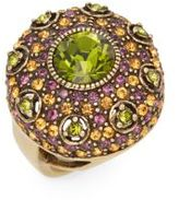 Heidi Daus Infusion Of Color Swarovski Crystal Ring