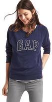 Gap Bead logo pullover sweatshirt