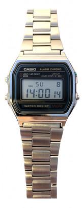 Casio Anthracite Steel Watches