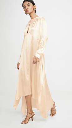 Le Kasha Long Sleeve Dress