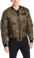 Southpole Men's Flight Ma-1 Jacket