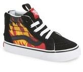 Vans Infant Boy's 'Sk8-Hi Zip' Sneaker