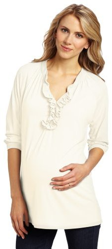 Everly Grey Women's Maternity Soti Top