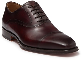 Magnanni Safron Leather Oxford - Wide Width Available