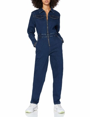 Urban Classics Women's Einteiler Ladies Boiler Suit Dress Pants