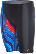 Speedo Plasma Stripe Jammer Swimsuit 8136814