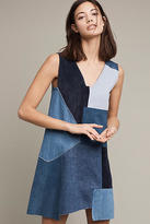 MiH Jeans Patchwork Marten Dress