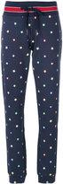 Iceberg star print track pants - women - Cotton/Polyamide/Polyester - 38