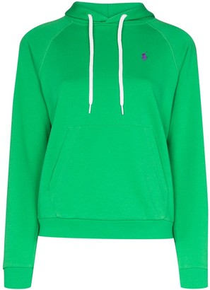 Polo Ralph Lauren Polo Pony embroidered hoodie