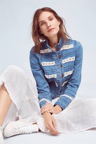 Plenty by Tracy Reese Elizabeth Denim Jacket