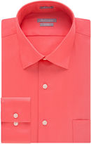 Van Heusen Long-Sleeve Lux Sateen Dress Shirt - Tall