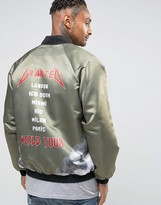 Granted Tour Souvenir Bomber Jacket