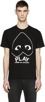 Comme des Garcons Black Heart Logo T-Shirt