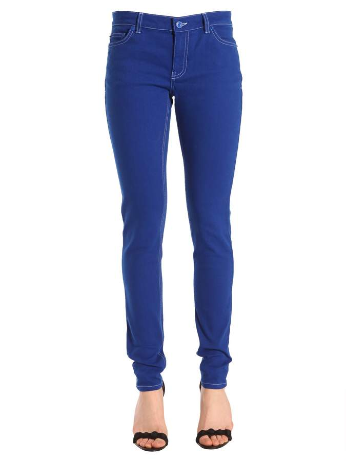 Givenchy Jeans With Star Intarsia