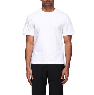 Golden Goose T-shirt Crew Neck T-shirt With Back Print