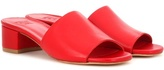 Maryam Nassir Zadeh Sophie Leather Sandals