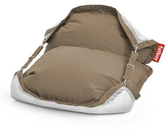 Fatboy Floatzac Large Outdoor Friendly Bean Bag Lounger Fabric: Taupe