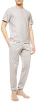 La Perla Crewneck Pajama Set