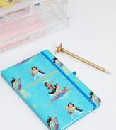 BB Designs Disney Jasmine & Aladdin Notebook with Pen Gift Set