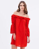Vero Moda Felicity Off Shoulder Dress