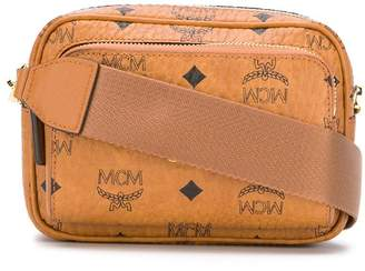 MCM logo cross body bag