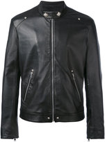 John Richmond leather jacket