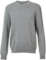 A.P.C. crew-neck jumper - men - Cashmere/Wool - L