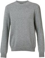 A.P.C. crew-neck jumper - men - Wool/Cashmere - L