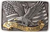 M&F Western - God Bless America Buckle Belts