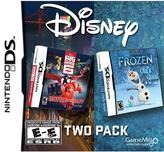"Nintendo ""Frozen: Olaf's Quest"" and ""Big Hero 6"" Game 2-pack DS"